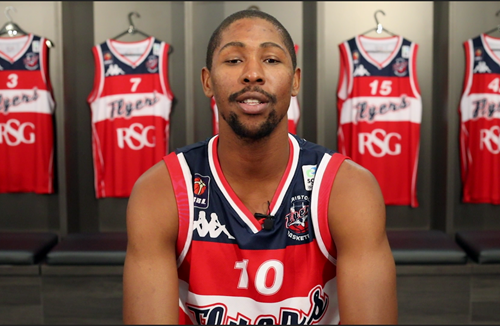 Video: 24 seconds with Rohndell Goodwin