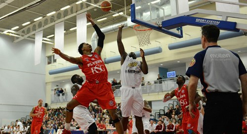 Bristol Flyers: Perine Makes Team Of The Week