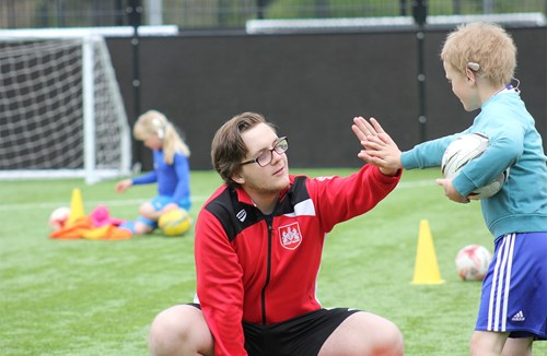 Trust to deliver disability football festival