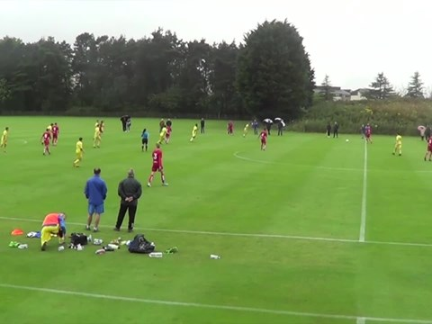Video: Bristol City Under 18s v St Johnstone U18s