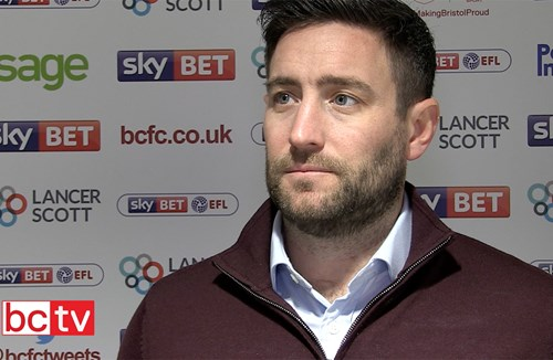 Video: Lee Johnson Post-Sunderland home