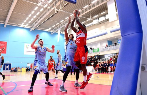 Report: Bristol Flyers 80-76 Glasgow Rocks
