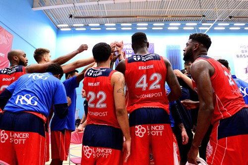 Gallery: Bristol Flyers 80-76 Glasgow Rocks
