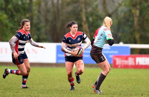 Six Bristol Ladies set for England Women U20s clash