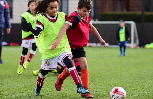 BCCT's Easter holiday camps kick-off