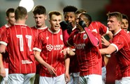Final league outing for Under-23s