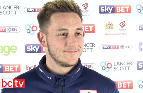 Video: Josh Brownhill Pre-Leeds United away