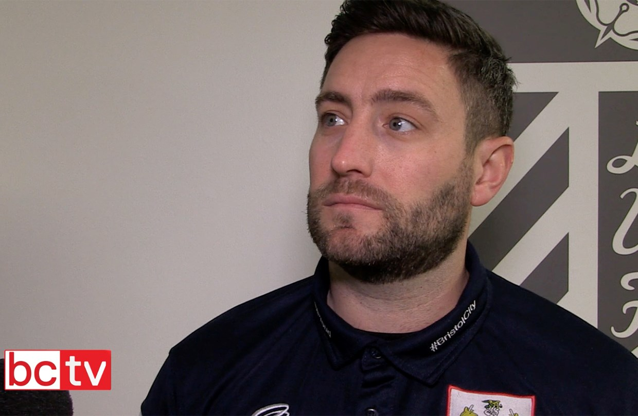 Video: Lee Johnson Post-Leeds United away thumbnail