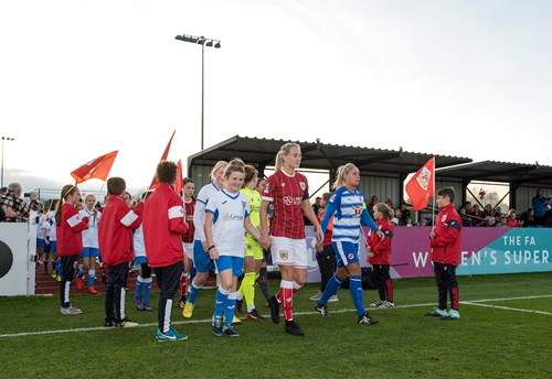 Preview: Reading Women v Bristol City Women