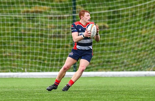 Boyland included U18 Team GB Sevens for Youth Olympic Games qualifiers