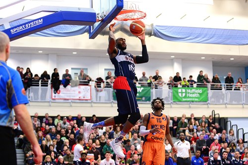 Preview » Bristol Flyers v Worcester Wolves