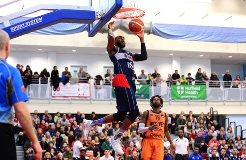 Highlights: Bristol Flyers 82-74 Worcester Wolves