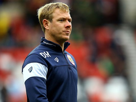 Audio: Dean Holden Pre-Fulham home press conference