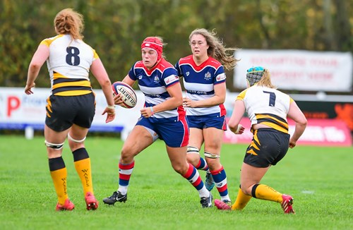 Six Bristol Ladies set for France U20s clash