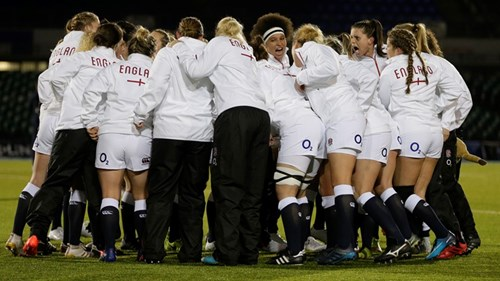 Quartet named in England Women squad for France clash