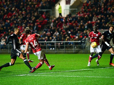 Goals: Bristol City 1-1 Fulham