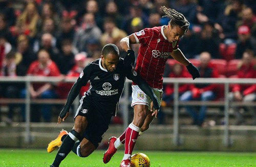 Gallery: Bristol City 1-1 Fulham