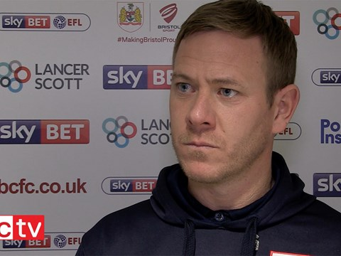 Video: Dean Holden Post-Fulham home