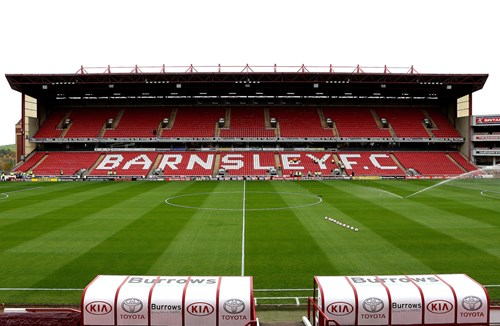 Pay on the day at Barnsley