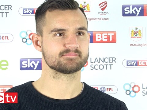 Video: Bailey Wright Pre-Cardiff City away