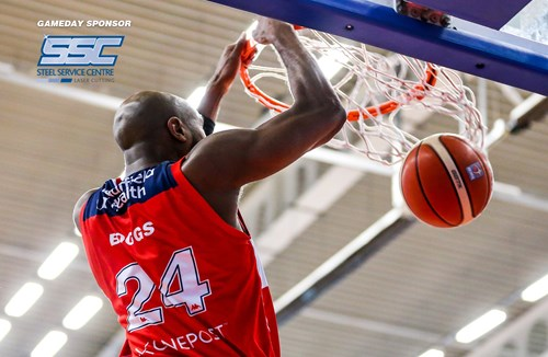 Report: Bristol Flyers 90-100 Surrey Scorchers