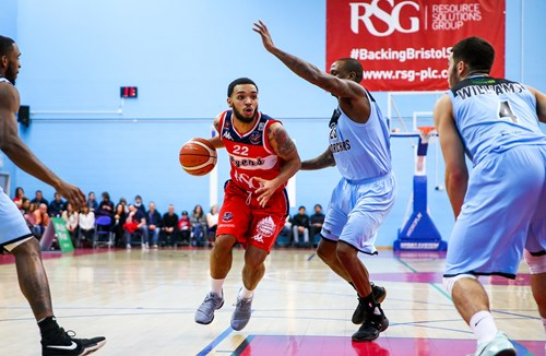 Report: Surrey Scorchers 102-97 Bristol Flyers (OT)
