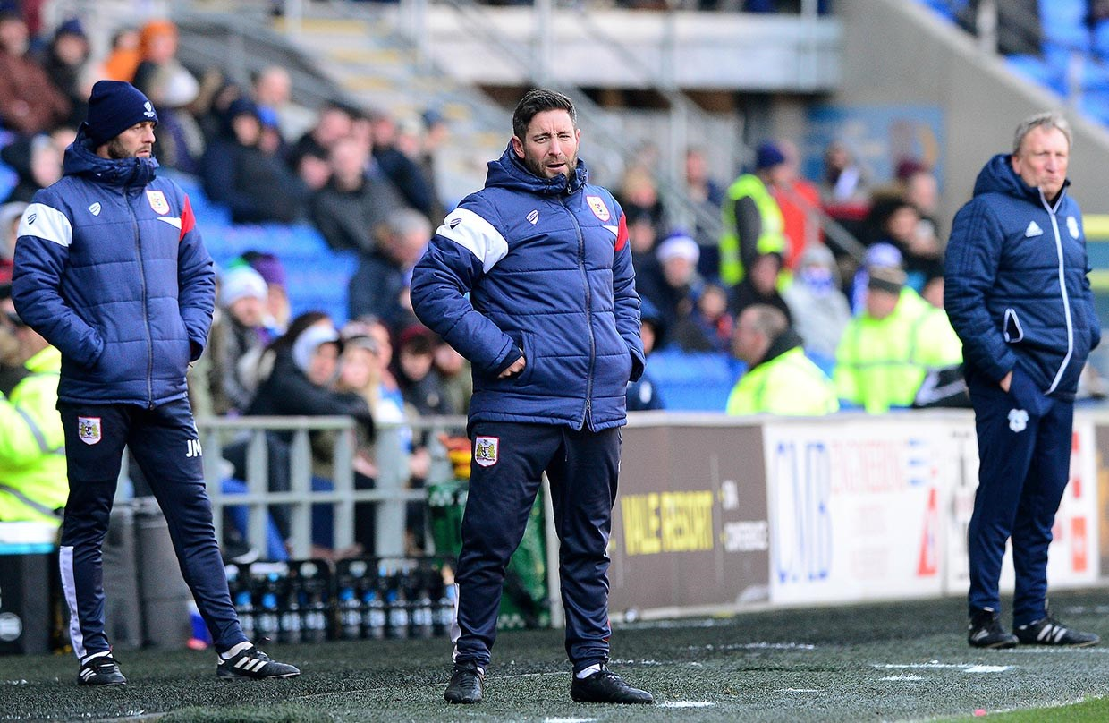 Audio: Lee Johnson Post-Cardiff City away press conference thumbnail