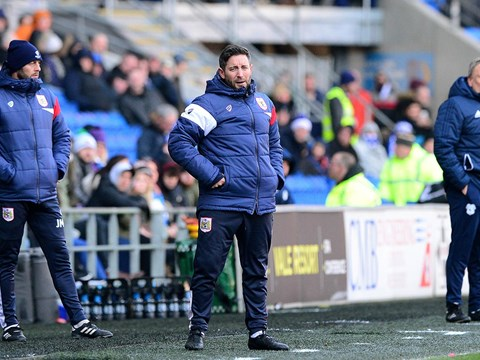 Audio: Lee Johnson Post-Cardiff City away press conference