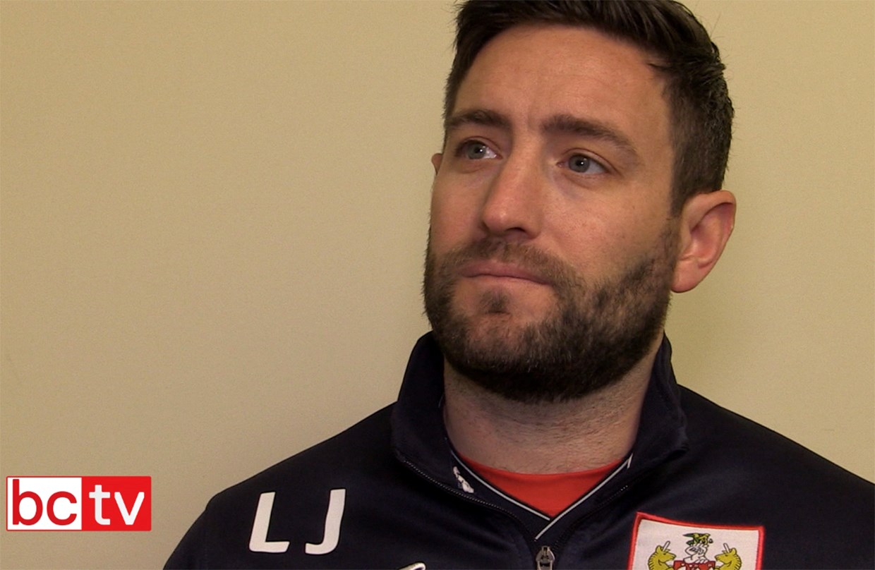 Video: Lee Johnson Post-Cardiff City away thumbnail