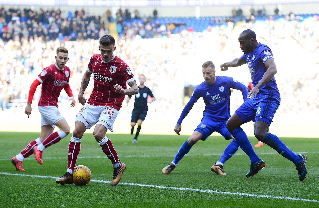 Extended: Cardiff City 1-0 Bristol City thumbnail