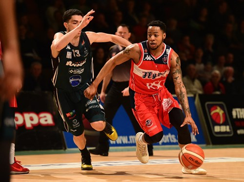 Report: Plymouth Raiders 76-88 Bristol Flyers