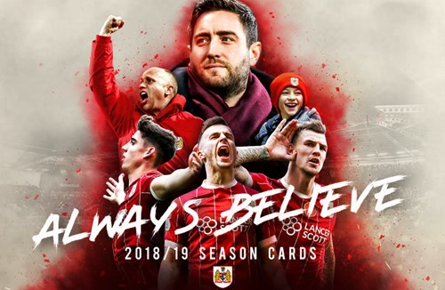 Last chance to buy 2018/19 season cards