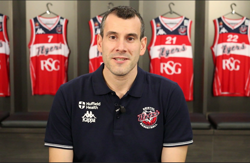 Video: 24 seconds with Andreas Kapoulas