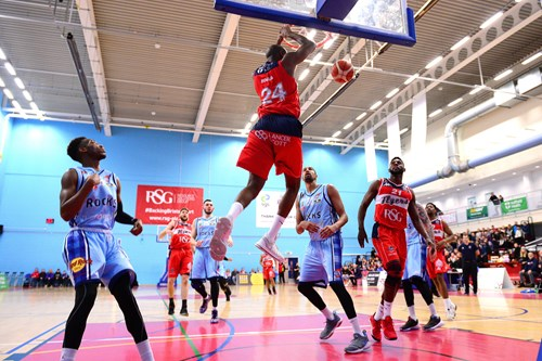 Bristol Flyers 'Top 5' plays of the month - February 2018