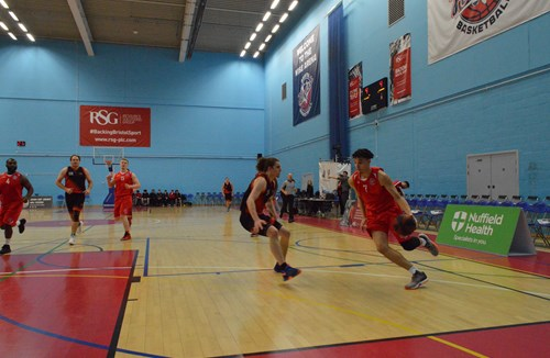 Report: Bristol Flyers II 94-40 Surrey Rams
