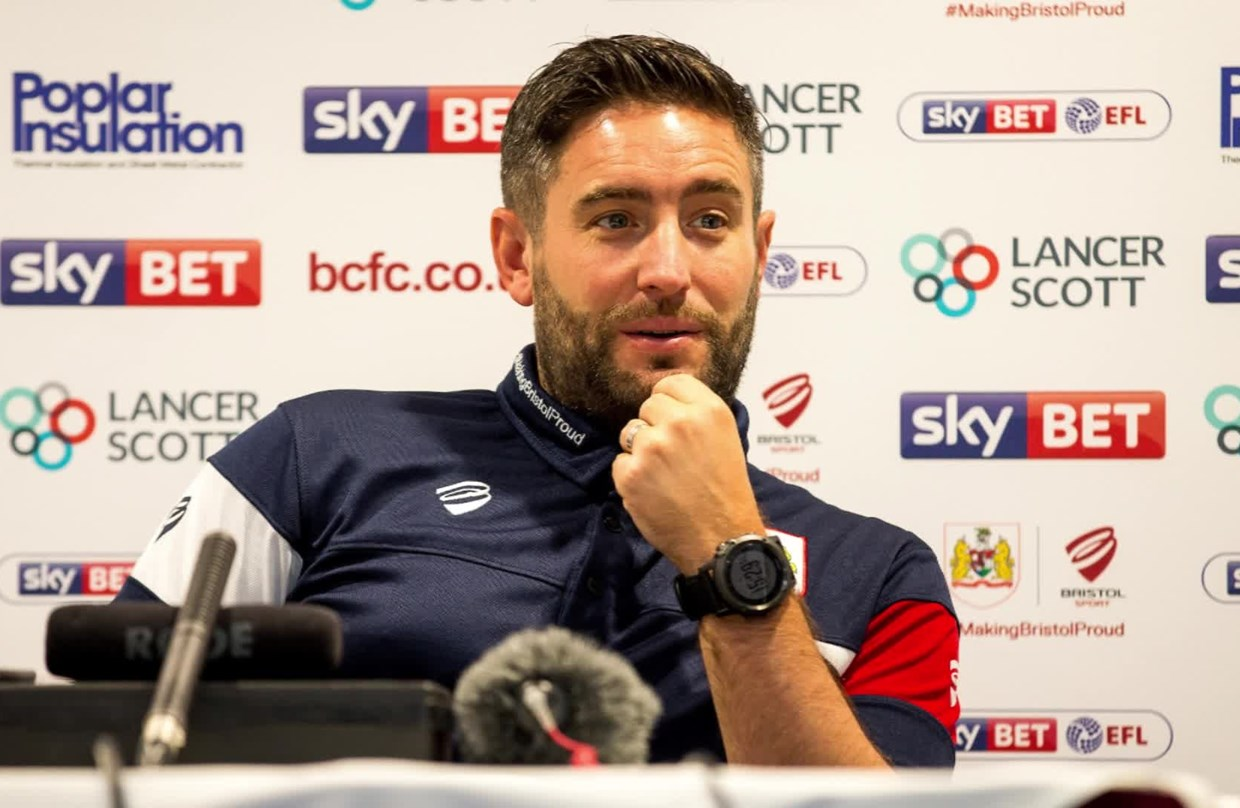 Audio: Lee Johnson Pre-Sheffield Wednesday press conference thumbnail