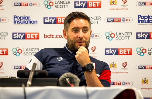 Audio: Lee Johnson Pre-Sheffield Wednesday home press conference