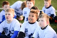 Kicking Masterclass added to Community Foundation's Easter Holiday schedule