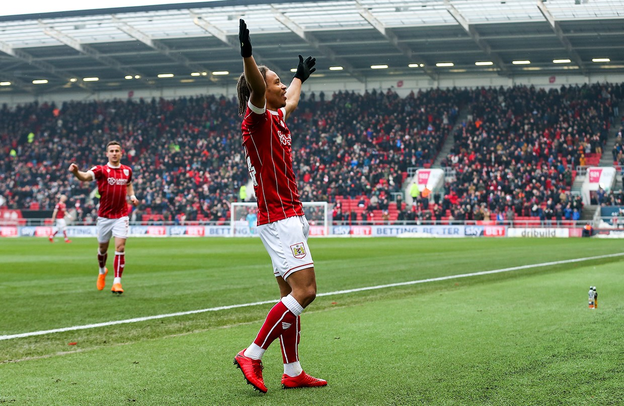 Extended: Bristol City 4-0 Sheffield Wednesday thumbnail