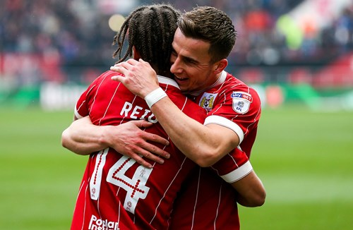 Gallery: Bristol City 4-0 Sheffield Wednesday