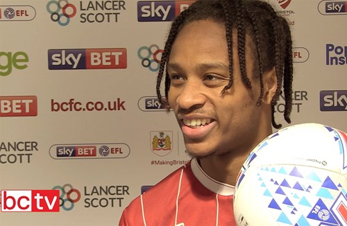 Video: Bobby Reid Post-Sheffield Wednesday home