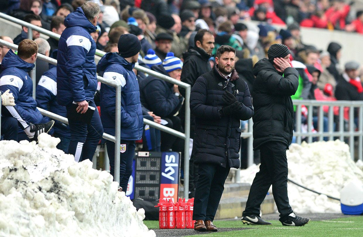 Audio: Lee Johnson Post-Sheffield Wednesday home press conference thumbnail