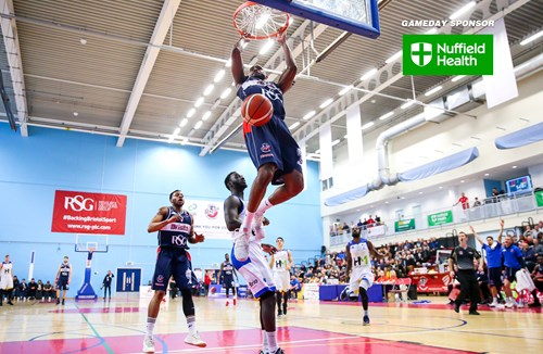 Report: Bristol Flyers 96-93 Cheshire Phoenix