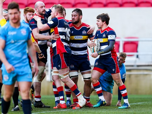 Report: Bristol Rugby 34-38 Jersey Reds