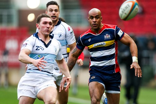 Varndell joins Scarlets with immediate effect