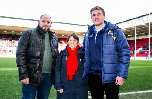 Bristol Funeral Directors and Bristol Funeral Plans announced as Walking Rugby sponsors