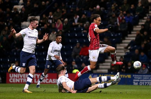 Highlights: Preston North End 2-1 Bristol City