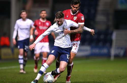 Gallery: Preston North End 2-1 Bristol City