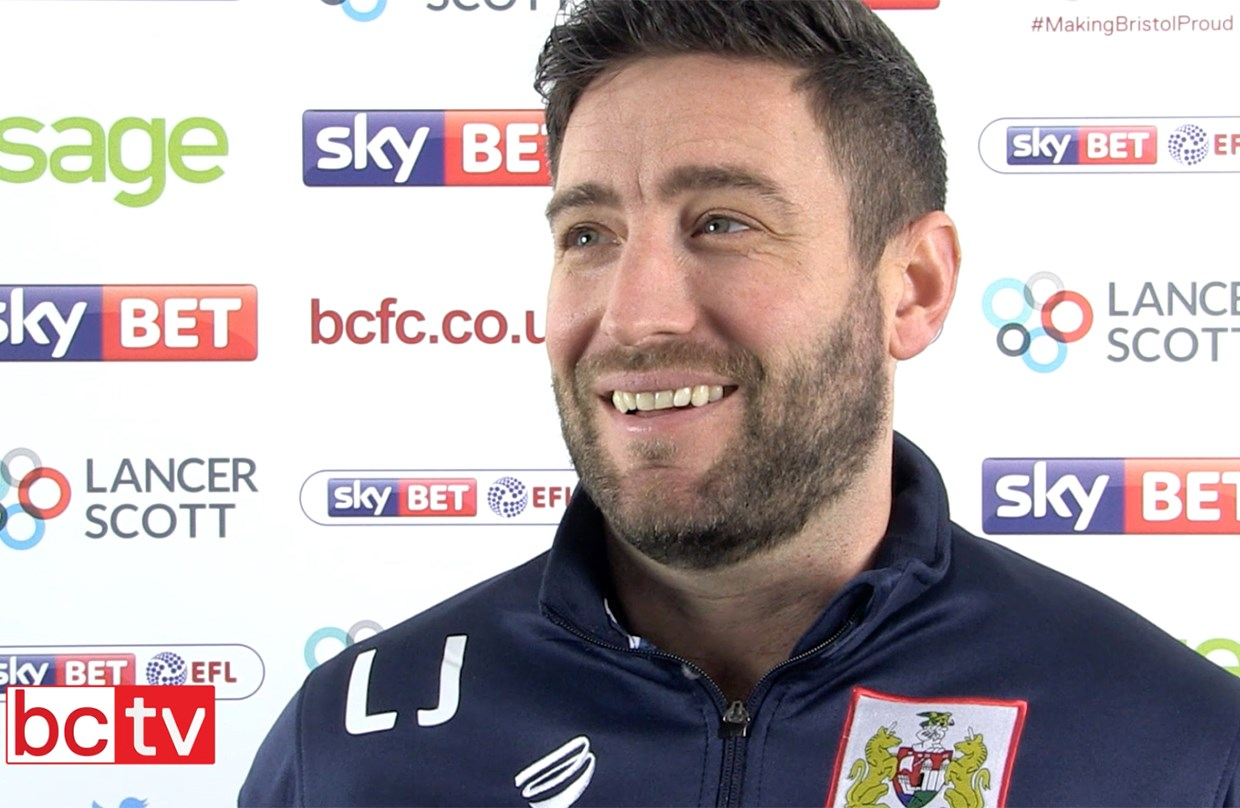 Video: Lee Johnson Pre-Burton Albion away thumbnail