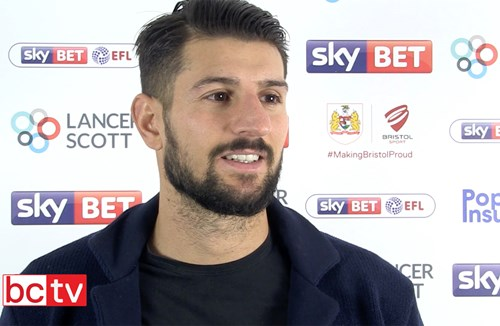 Video: Eros Pisano Pre-Burton Albion away